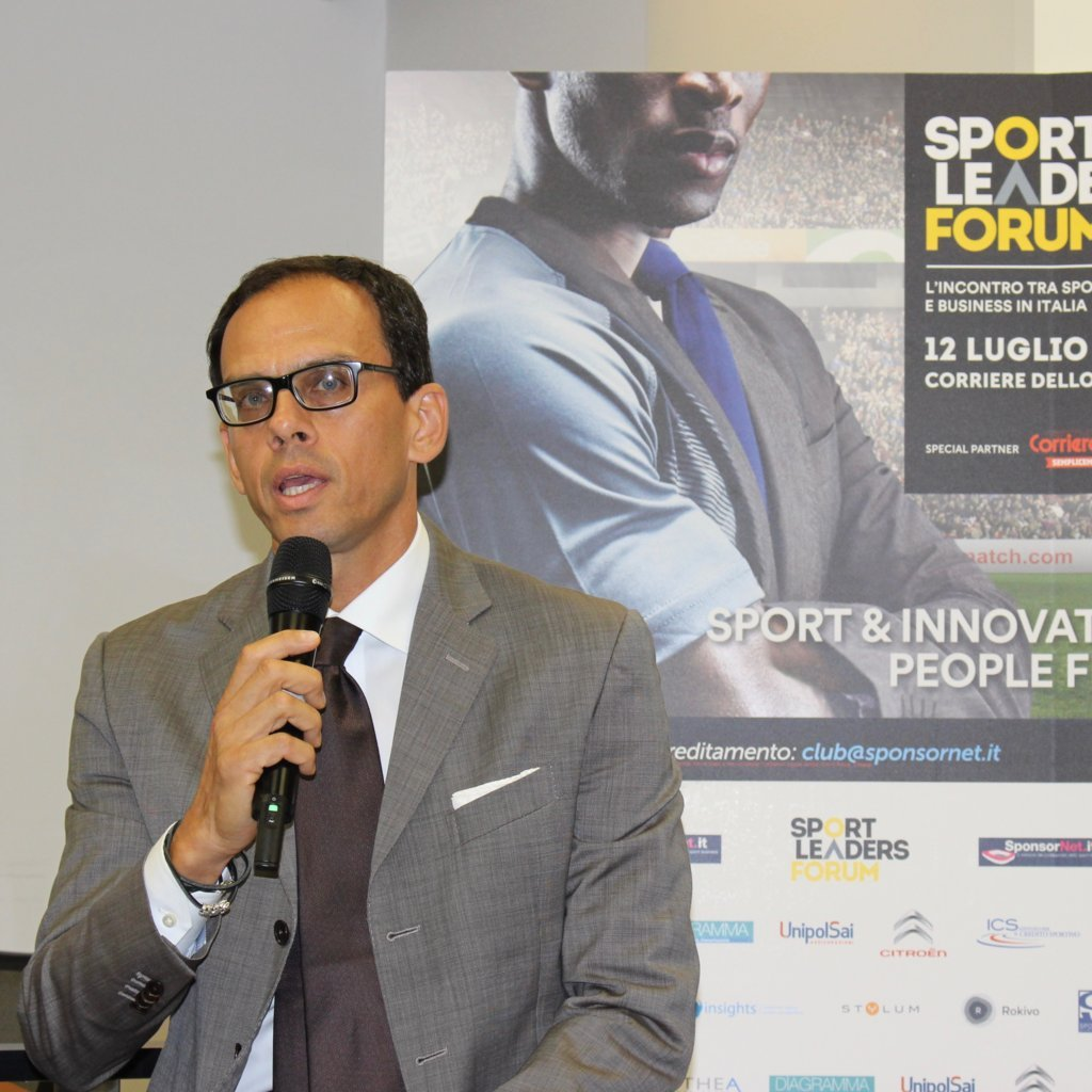 Sport&Innovation: People First!12 Luglio 2017